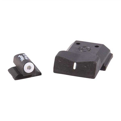 "DXW Big Dot Sight Set-Colt 1911 Government 5"" Novak Rear"