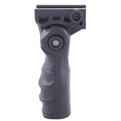Picatinny Folding Vertical Grip Nylon Black