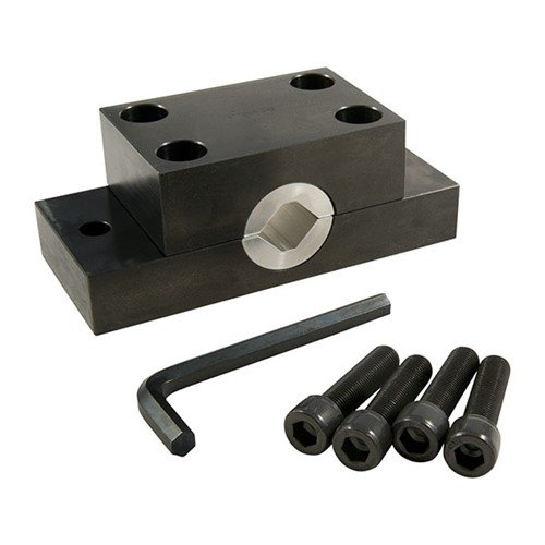 Barrel Vise with #16 Alum. Bushing I.D. Octagon Bbl.
