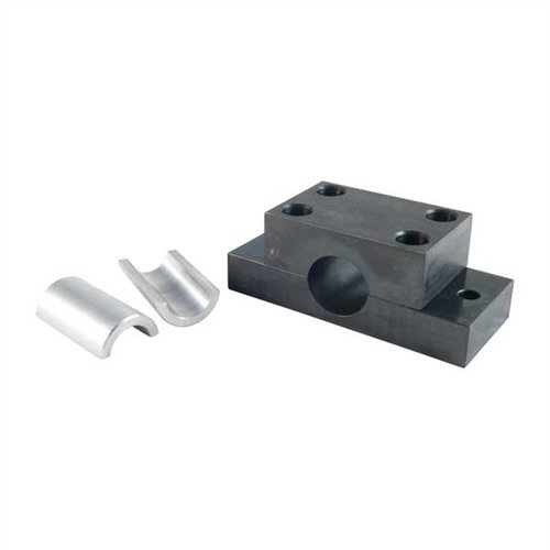 Barrel Vise with #9 Alum. Bushing I.D. 1.200""