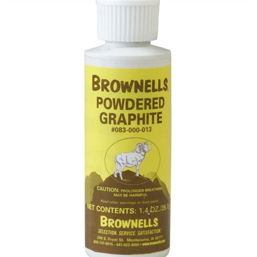 1.4 oz. Powdered Graphite