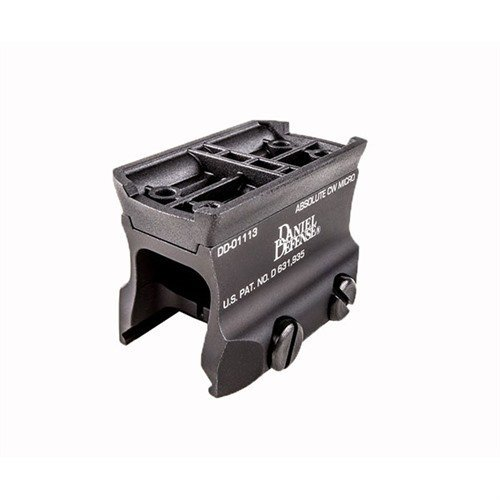 Aimpoint Micro Mount with Spacer