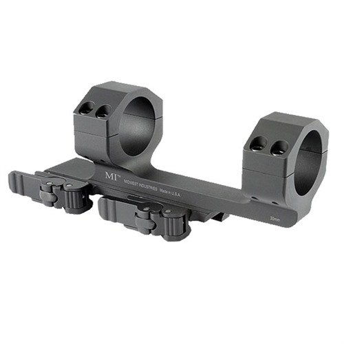 30mm QD Scope Mount w/ 1.5 Offset