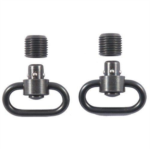 Heavy Duty Push Button Swivels w/SS Bases