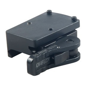 Trijicon RMR Low Mount, Right Hand