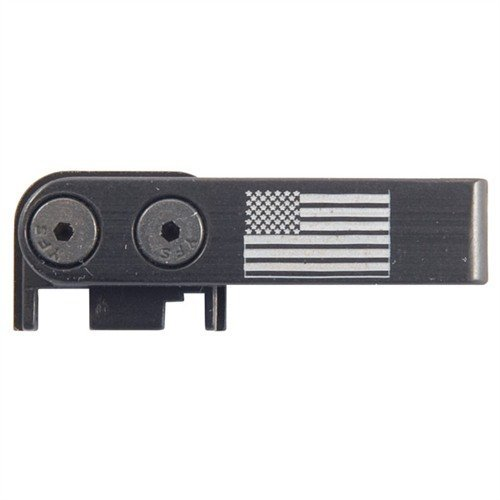 US Flag Slide Racker