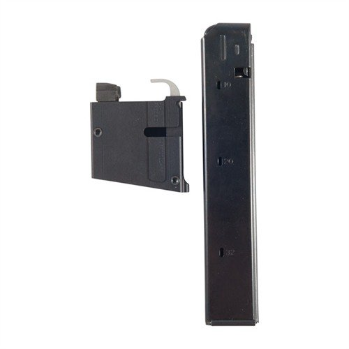 9MM TOP LOADING CONVERSION BLOCK w/ 32-RD MAGAZINE