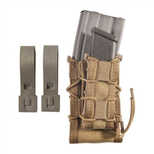 Double Decker Taco Mag Pouch Coyote