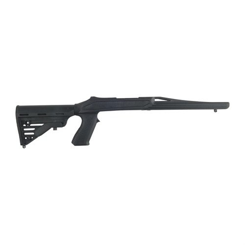 Ruger 10/22 Axiom R/F Stock Lightweight Polymer BLK
