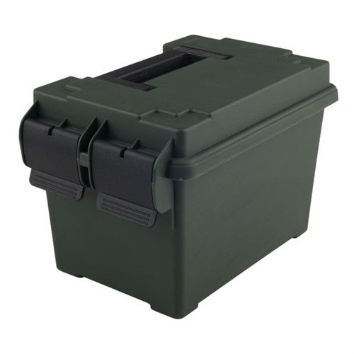 45 Caliber Green Ammo Can