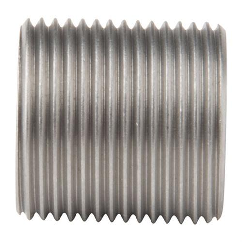 Thread Adaptor 1//2X28 TO 5//8X24 Shoulderless Stainless
