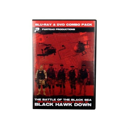 The Battle of The Black Sea (Blu-Ray)