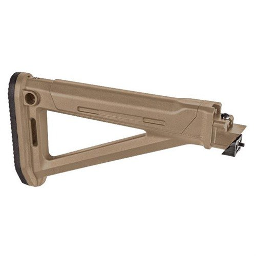 AK-47 MOE Stock Fixed FDE