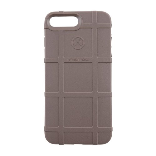 Field Case iPhone 7 and 8 Plus Flat Dark Earth