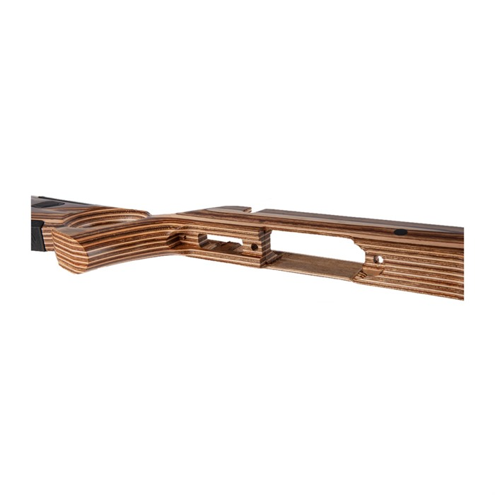 Boyds Left Handed Classic Laminate Wood Stock Pepper for Ruger American SA...