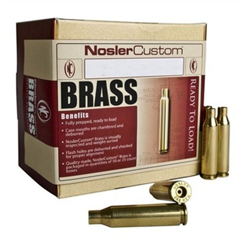 7x57mm Mauser Brass 50/Box