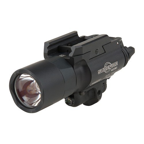 X400 Ultra LED + Red Laser Weaponlight