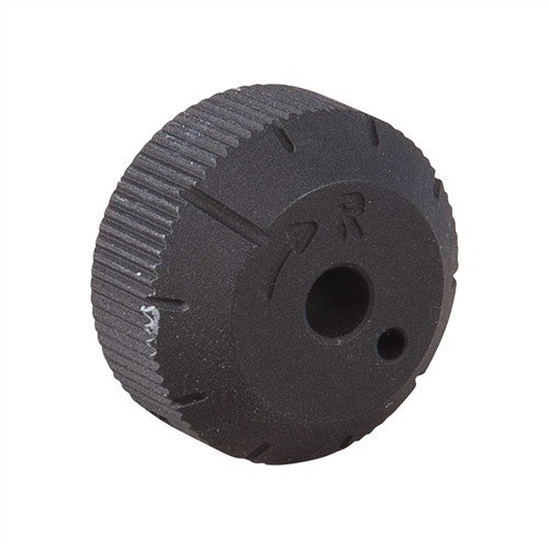 AR-15 A4 Windage Knob Black