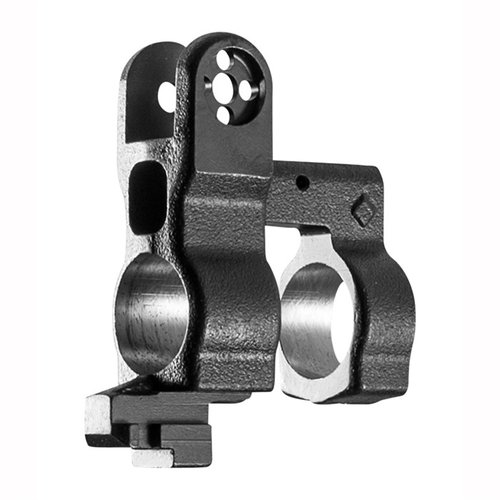 LE6940 Front Sight Base Steel Black