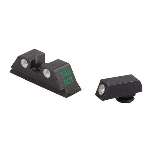 Sight Set (fixed green/yellow) Glock® 10mm & .45 cal