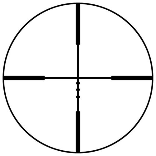 Grand Slam 2-8x36mm Ballistic-X Reticle