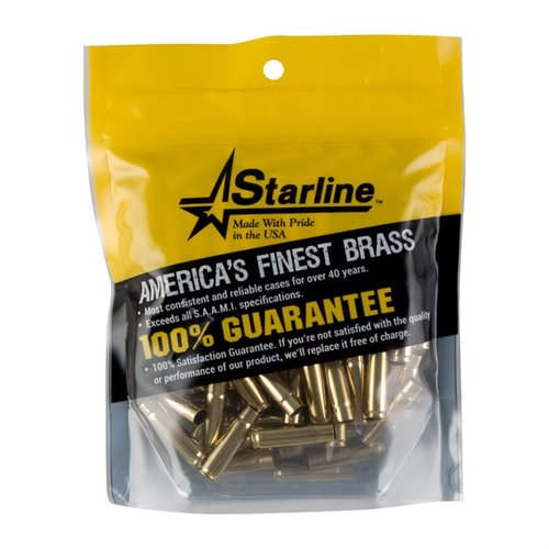 300 AAC Blackout Brass 100/Bag