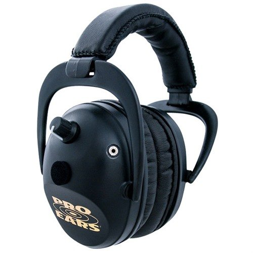 Predator Gold NRR 26 Black