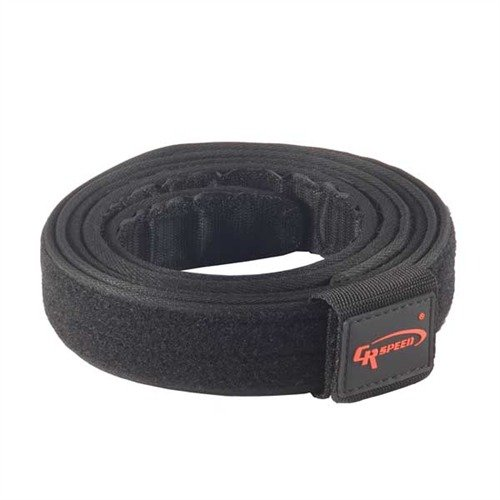 "Competition Super Hi-Torque Belt Nylon 1.5"" Black 42"""