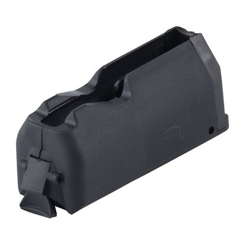Ruger American Magazine 308 Winchester 4rd Polymer Black