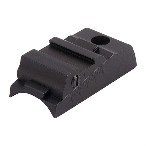 "Rifle WGOS Base .660-.730"" Bbl Dia Black"
